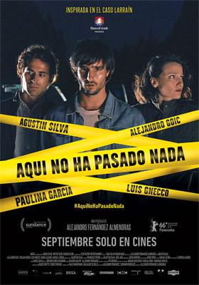 Película chilena inspirada en el caso de Martín Larraín lanza tráiler