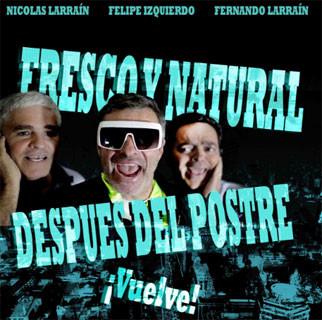 FRESCO Y NATURAL