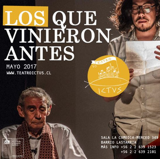 LOS QUE VINIERON ANTES, DE LA LAURA PALMER