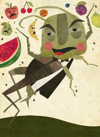 Frutalipsis o El ladrón de semillas