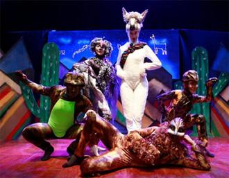 """Continúan las funciones de """"Yakana"""" en el Teatro Infantil UC"""