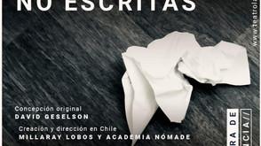 """""""CARTAS NO ESCRITAS"""""""
