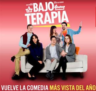 """""""Bajo terapia"""": vuelve el éxito 2016 con elenco renovado"""