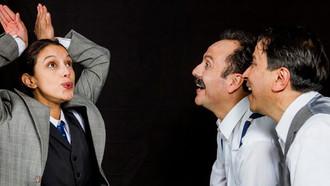 Sacco y Vanzetti: Encapuchados