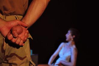 """Con """"La Amante Fascista"""" se cierra el Teatro de la Palabra"""