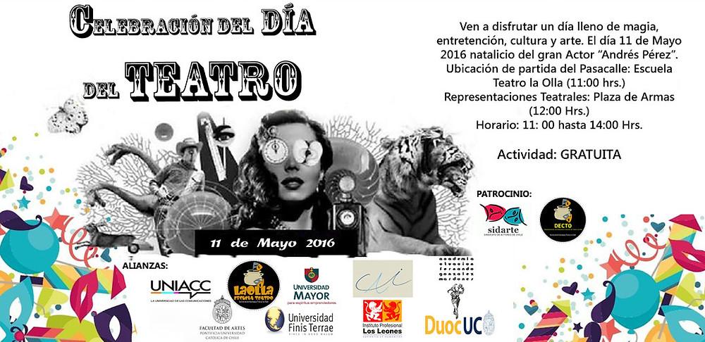 Día del teatro La Olla