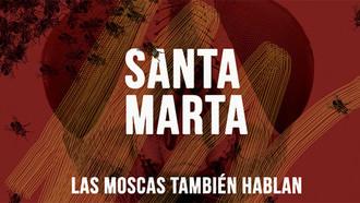 Santa Marta, las moscas también hablan