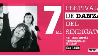 7mo Festival de Danza del Sindicato