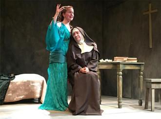 """""""Medianoche"""", obra sobre Edith Stein, debuta en Teatro Ictus"""