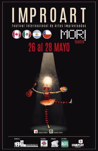 Festival internacional de artes improvisadasIMPROARTen Mori Bellavista
