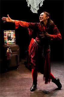 """""""Mi abuelo Horacio"""" en Teatro Camino"""