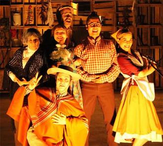 Teatro Ocaso se toma el Anfiteatro del Museo de Bellas Artes