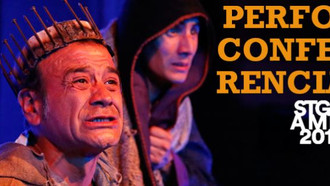 Perfoconferencia: Shakespeare, nuestro contemporáneo