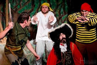 """""""Peter Pan"""" Compañía Teatro Run Run"""