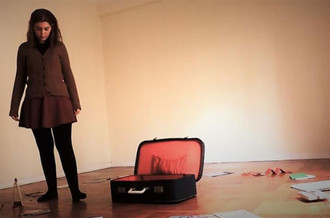 'ADUANA: audición para una actriz migrante'