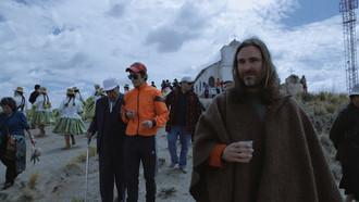 Príncipe inca chileno va en busca de sus orígenes