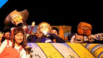 Rojoberta y El Quijote de la Mancha en M100