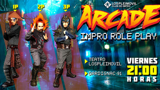 ARCADE: The Impro Role Play
