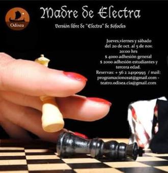 DELIRANTE VERSION DE ELECTRA