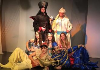 """""""Aladino"""" en La Reina"""