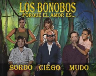 """Se estrena en Chile """"Los Bonobos"""""""