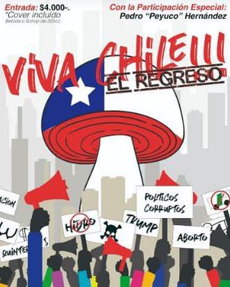 ¡Viva Chile! Callampa