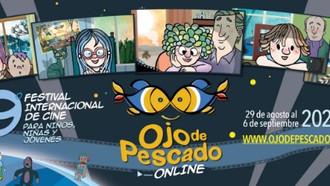 Ojo de Pescado, el Festival Internacional de Cine para Niños, Niñas y Jóvenes