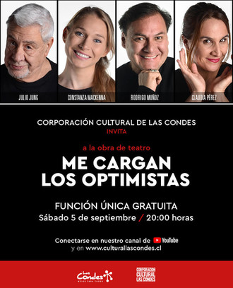 Me cargan los optimistas