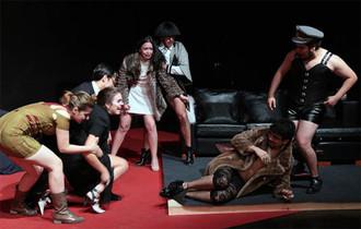 """Teatro U. Mayor estrena de manera gratuita la obra """"Ricardo III"""""""