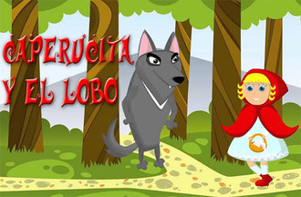 CAPERUCITA Y EL LOBO ( Obra Infantil )