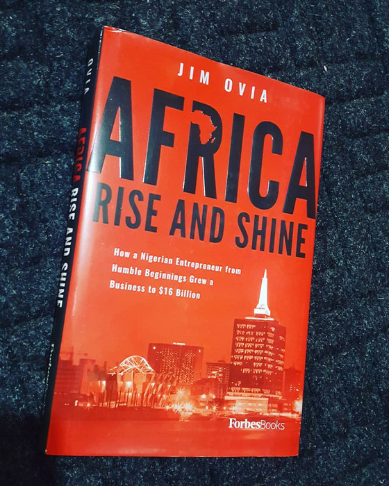 Book review: Africa Rise and Shine