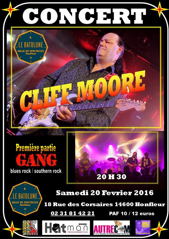 CLIFF MOORE / GANG