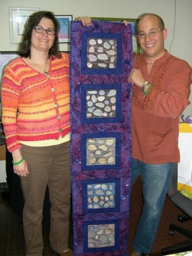 Tamara S. Graham & Dr. Darren Weissman