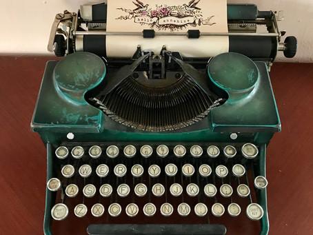 The Love of Typewriters & California Typewriters Documentary