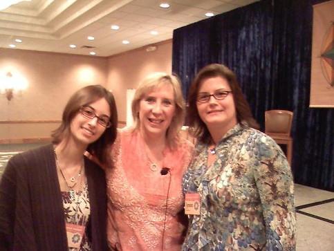Tiara Lavitt, Marie Diamond & Tami Graham