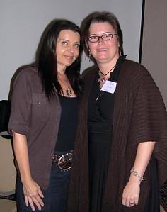 Colette Baron Reid & Tami Graham