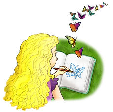 drawing butterflies wTrail 112720.jpg