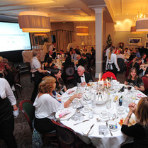 Cerenety at the Cornwall Sustainability Awards event.