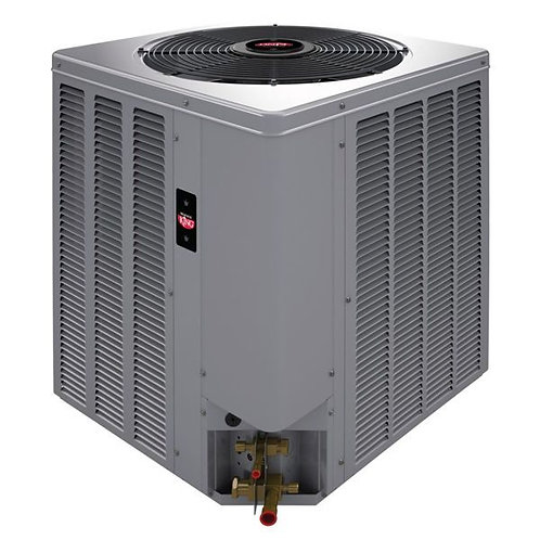 WeatherKing by Rheem-1.5 Ton Heat Pump + 2 Ton AC Air Handler + Coil