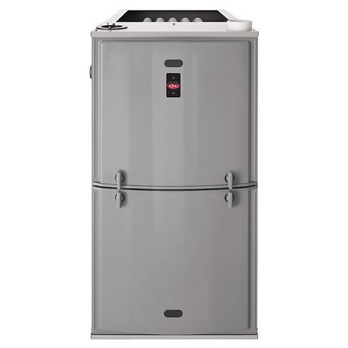 "WeatherKing by Rheem 4-Ton Heat Pump + 4-Ton 24.5"" Coil + Gas Furnace"