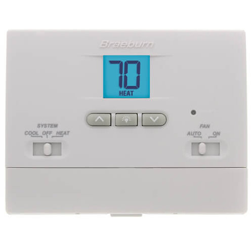Braeburn Single-Stage Economy Thermostat