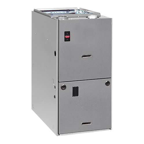 "WeatherKing 80% AFUE 5 Ton Drive, 24"" Wide 125,000 BTU Downflow Gas Furnace"