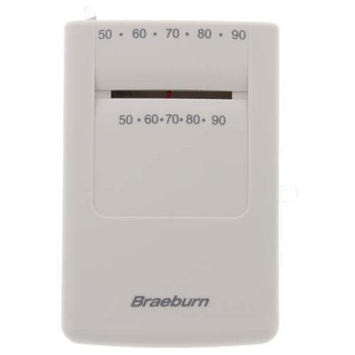 Braeburn 24V Heat Only Mechanical Thermostat