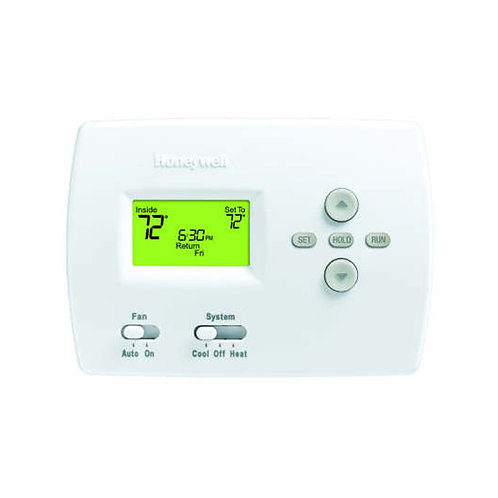 Honeywell TH4210D1005 - PRO 4000 Digital Programmable Thermostat 2H/1C
