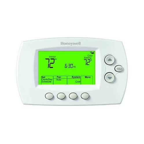 Honeywell TH6320WF1005 Wi-Fi FocusPRO 6000, 3H/2C, Large Display Thermostat