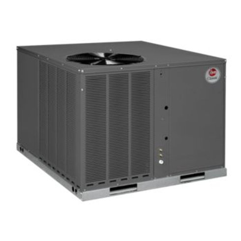 Weather King Rheem 2 1/2 Ton, 14 SEER, R410A, Packaged Heat Pump, 208-230 V, 1 P