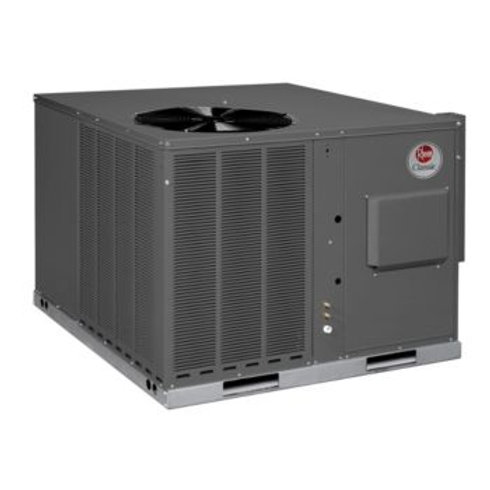 Weather King Rheem Classic 5 Ton 14 SEER Packaged Gas/Electric Unit with Option,