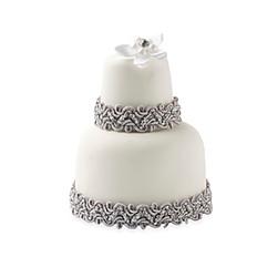 Bride mini cake