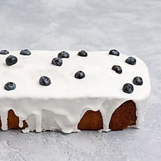 Almond Blueberry Loaf