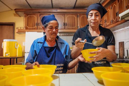 Soup Kitchens
